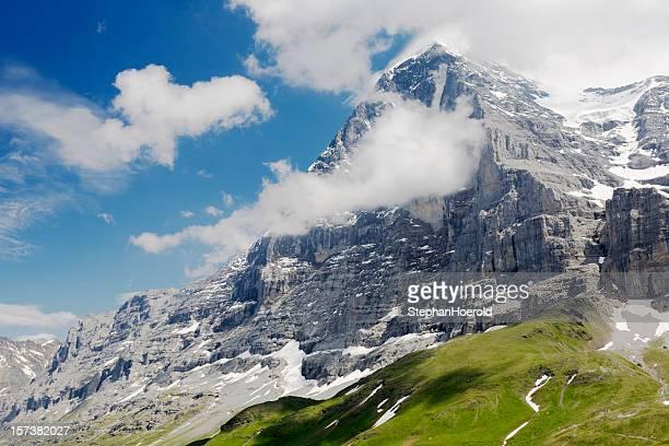 アイガー North Face ,Switzerland