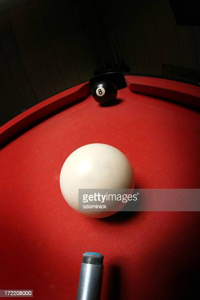 Eight Ball, Corner Pocket