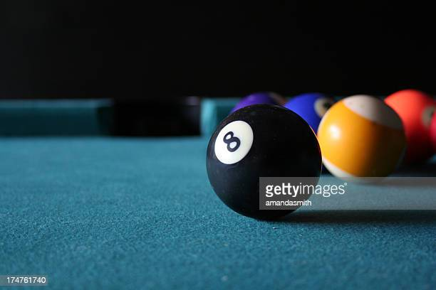Eight Ball in Sight