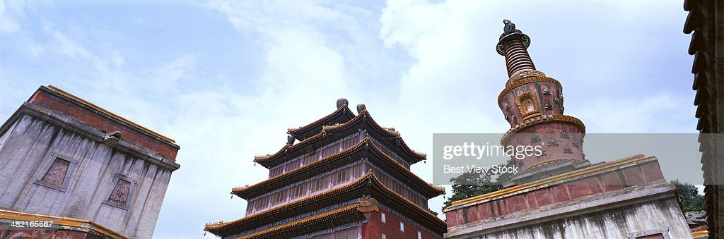 Eight Outer Temples in Chengde,Hebei