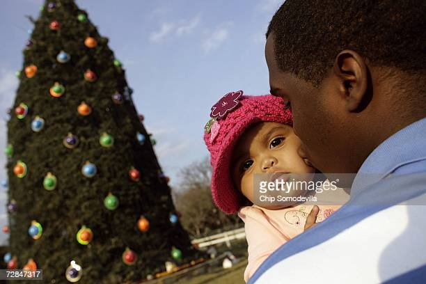 Nations Christmas Tree Stock Photos And Pictures Getty Images - Visiting The National Christmas Tree