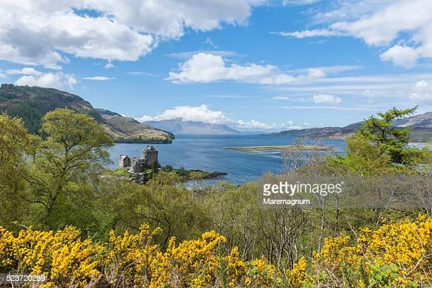 Eilean Donan Castle, on Loch Duich