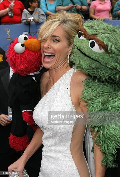 Eileen Davidson during 33rd Annual Daytime Emmy Awards Arrivals at Kodak Theater in Hollywood California United States