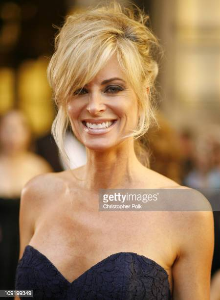 Eileen Davidson during 34th Annual Daytime Emmy Awards Red Carpet at Kodak Theatre in Hollywood California United States