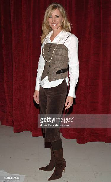 Eileen Davidson during 'The Young and The Restless' Celebrate 900 Weeks as The Rated Daytime Drama at CBS Studios in Los Angeles California United...