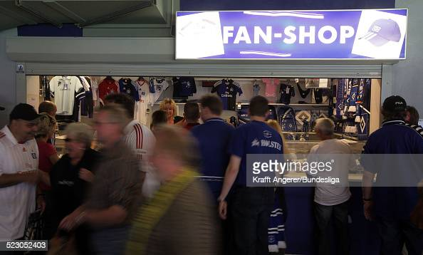 hsv fanshop stock photos and pictures getty images. Black Bedroom Furniture Sets. Home Design Ideas