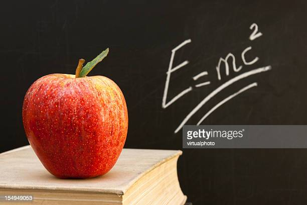 Einstein manzana