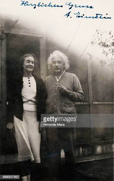 Einstein carried on a romantic relationship with Margarita Konenkov who was identified as a Soviet agent