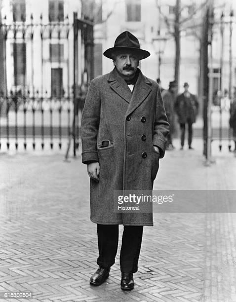 Einstein in an Overcoat
