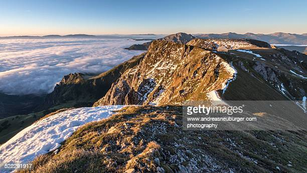Eisenerze Reichenstein - View from summit