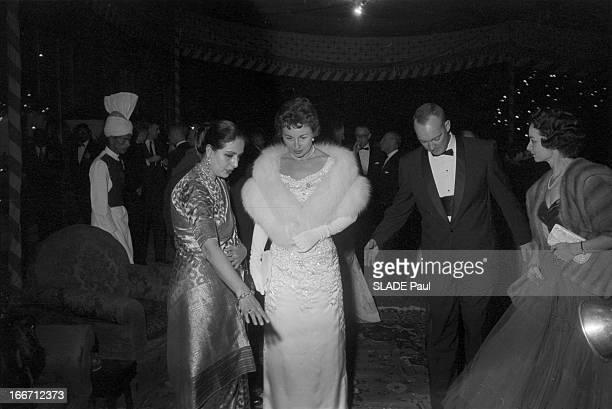 Eisenhower In Pakistan En 1959 lors d'une voyage officiel de Dwight David EISENHOWER le président des EtatsUnis au Pakistan en l'Inde au cours d'un...
