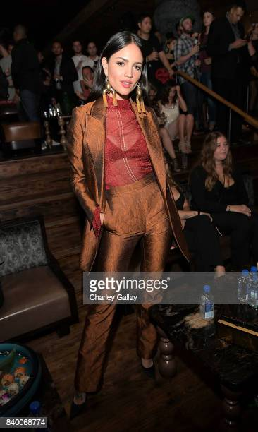 Eiza Gonzales attends at nPHILANTHROPY Sponsors Republic Records' VMA After Party 2017 at TAO at the Dream Hotel on August 27 2017 in Los Angeles...