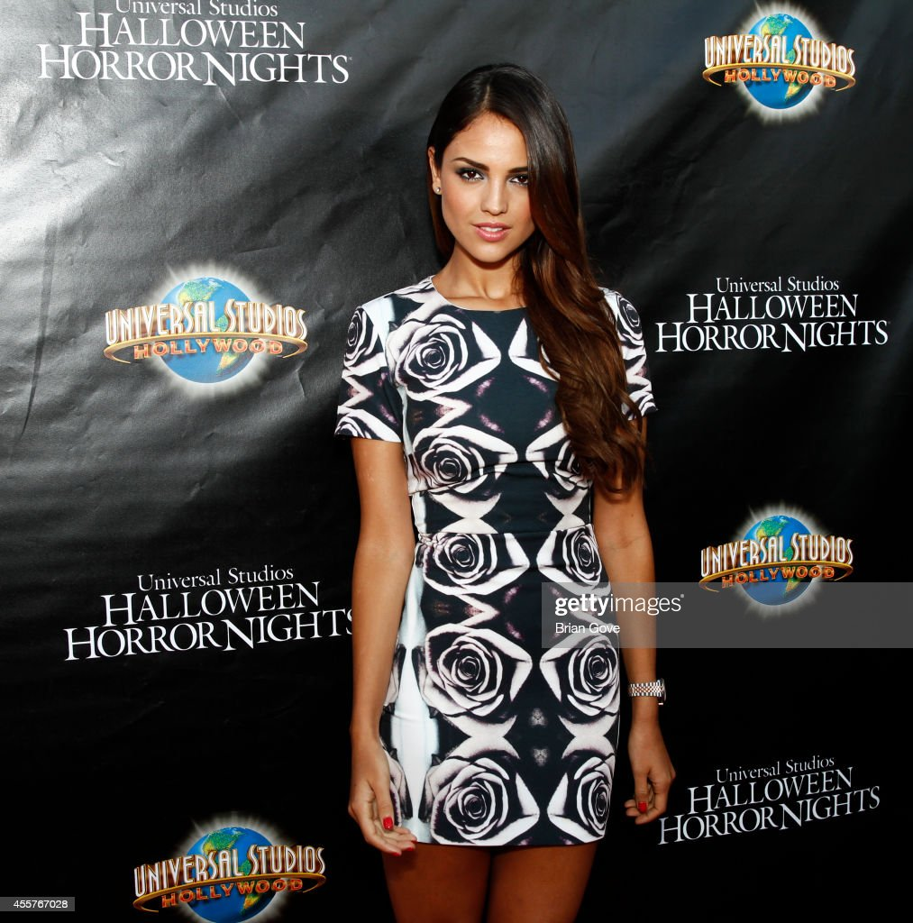 Eiza Gonzalez attends 'Halloween Horror Nights' With The Annual 'Eyegore Awards' Honoring Hollywood Horror Icons at Universal Studios Hollywood on...
