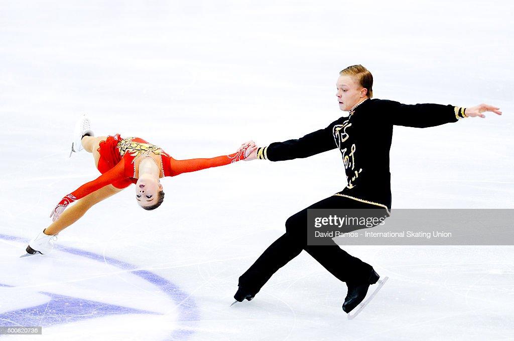 Екатерина Борисова-Дмитрий Сопот Ekaterina-borisova-and-dmitry-sopot-of-russia-perform-during-the-picture-id500820736