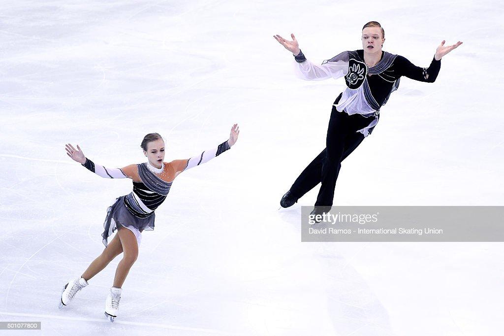 Екатерина Борисова-Дмитрий Сопот Ekaterina-borisova-and-dmitry-sopot-of-russia-perform-during-the-picture-id501077800