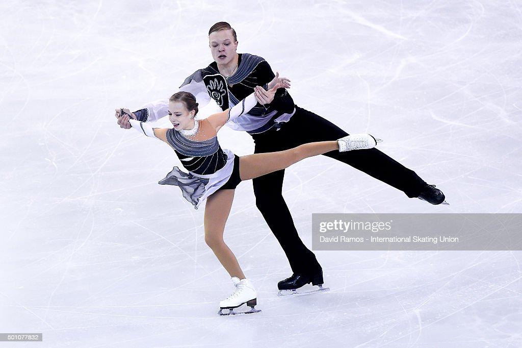 Екатерина Борисова-Дмитрий Сопот Ekaterina-borisova-and-dmitry-sopot-of-russia-perform-during-the-picture-id501077832