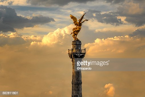 El Angel de Independencia, Mexican landmark