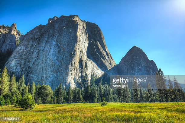 El Capitan dans le parc National de Yosemite