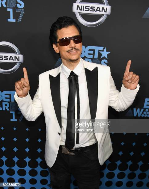 El DeBarge at the 2017 BET Awards at Staples Center on June 25 2017 in Los Angeles California