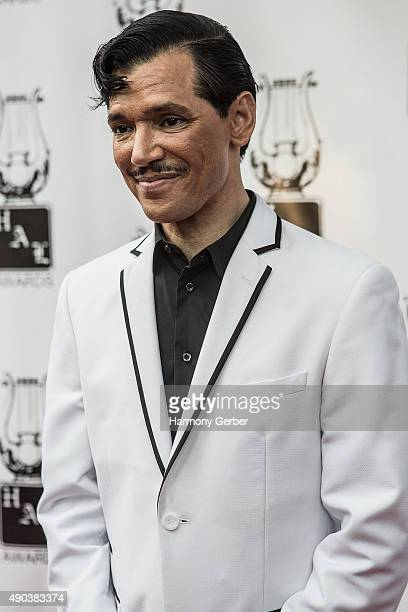 El DeBarge attends the 26th Annual Heroes and Legends Awards at Beverly Hills Hotel on September 27 2015 in Beverly Hills California