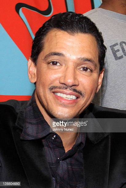 El DeBarge promotes his new album 'Second Chance' at JR Music and Computer World on November 30 2010 in New York City