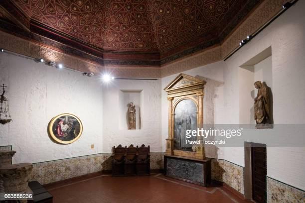 El Greco's house in Toledo, Spain
