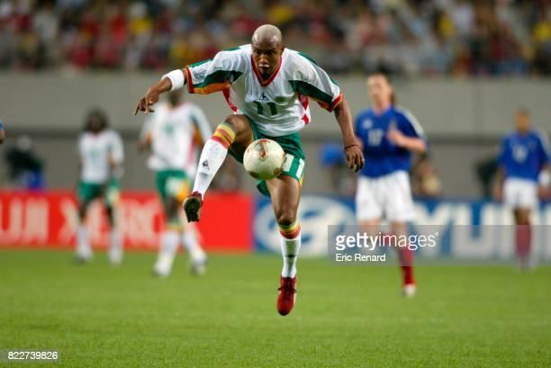 El Hadji DIOUF France / Senegal Coupe du Monde 2002 en Coree Seoul