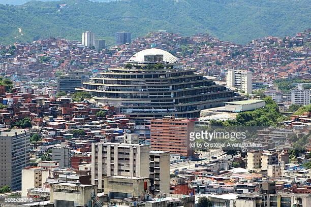 El Helicoide Building, Caracas, Venezuela