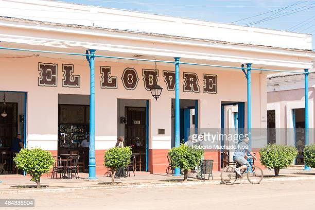 El Louvre Miscellaneous scenes of the colonial city of Remedios which is a National Historic Monument where 17th century Spanish architecture can...