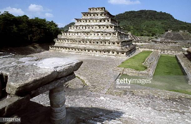 El Tahin-pirámide de los nichos