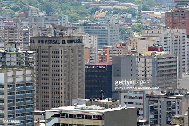 El Universal Tower, Caracas, Venezuela