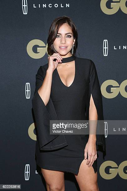 Ela Velden attends the GQ Men Of The Year Awards 2016 at Torre Virrelles on November 9 2016 in Mexico City Mexico