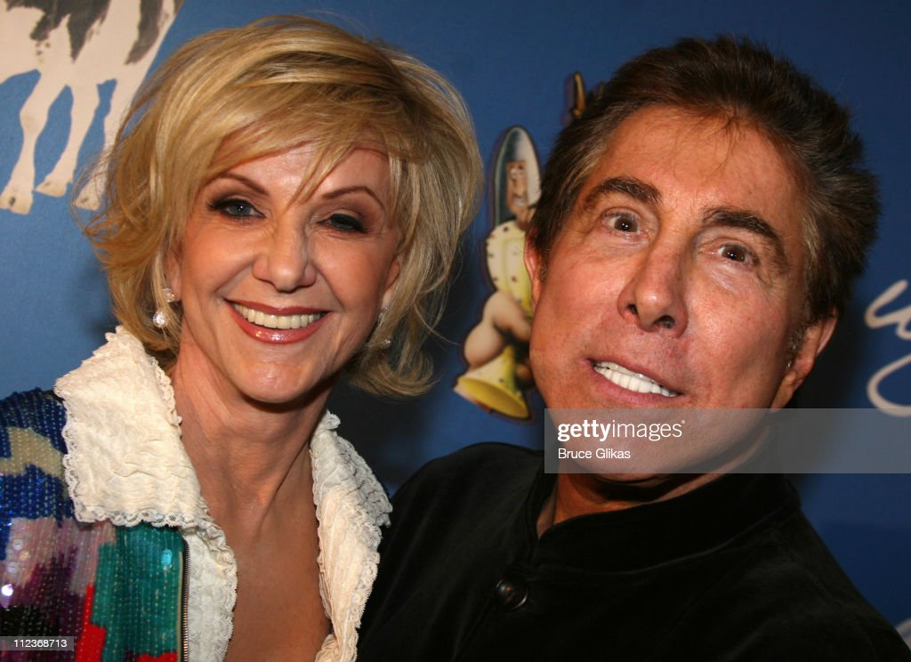 "Opening Night For ""Spamalot"" At The Wynn Las Vegas - Arrivals"