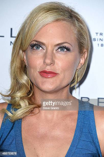 Elaine Hendrix arrives at the People's 'Ones To Watch' Event at Ysabel on September 16 2015 in West Hollywood California