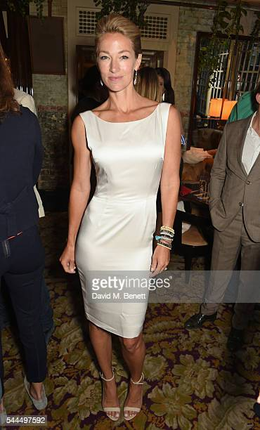 Elaine Irwin attends the FIA Formula E Championship private dinner at Chiltern Firehouse on July 1 2016 in London England