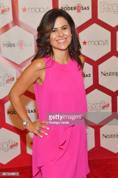 Elaine King attends People En Espanol's 25 Most Powerful Women Luncheon 2017 at Hyatt Regency on March 24 2017 in Coral Gables Florida