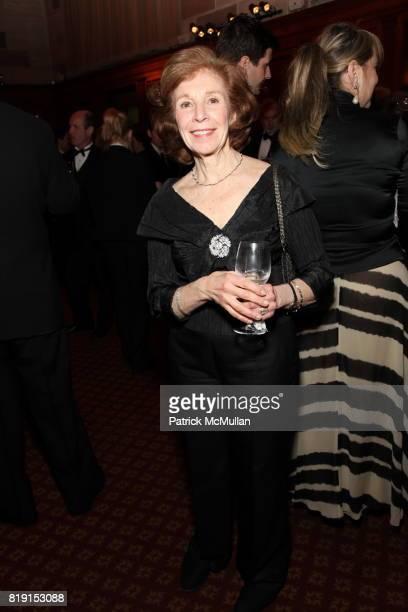 Elaine Nolan attends The BRITISH GARDEN Gala Dinner at Gotham Hall on March 10 2010 in New York City