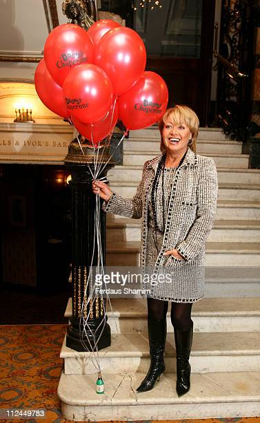 Elaine Page during 'The Drowsy Chaperone' West End Photocall at Novello Theatre in London Great Britain