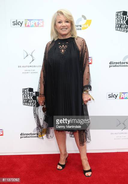 Elaine Paige attending The Southbank Sky Arts Awards 2017 at The Savoy Hotel on July 9 2017 in London England
