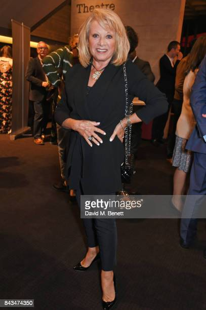 Elaine Paige attends the press night performance of 'Follies' at The National Theatre on September 6 2017 in London England