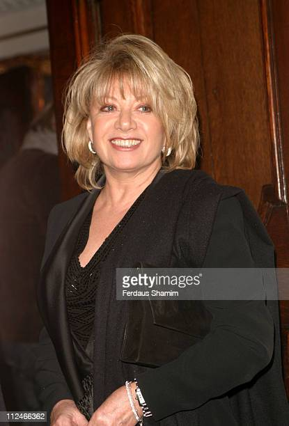 Elaine Paige during 'Acorn Antiques' Press Night at Theatre Royal in London Great Britain