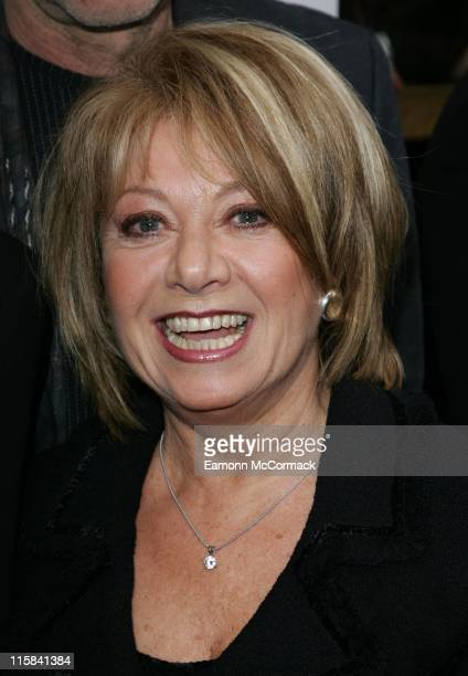 Elaine Paige during arrivals for the 2008 Whatsonstagecom Theatregoers' Choice Awards Launch at Cafe De Paris on December 07 2007 in London England