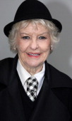 Elaine Stritch attends the Broadway opening of 'God Of Carnage' at Bernard Jacobs Theatre on March 22 2009 in New York City