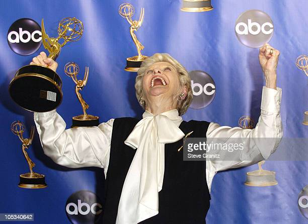 Elaine Stritch winner of Outstanding Individual Performance in a Variety Music or Comedy Program
