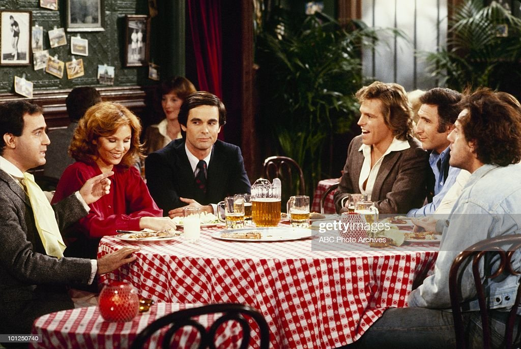 TAXI - 'Elaine's Strange Triangle' which aired on December 10, 1980. (Photo by ABC Photo Archives/ABC via Getty Images) ANDY