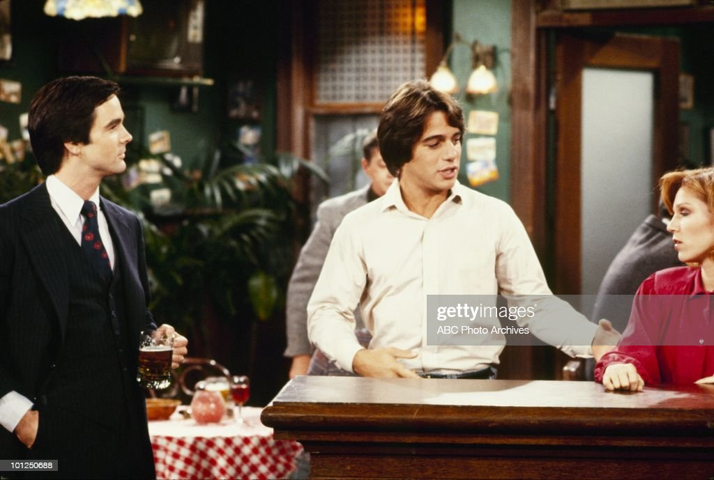 TAXI - 'Elaine's Strange Triangle' which aired on December 10, 1980. (Photo by ABC Photo Archives/ABC via Getty Images) JOHN
