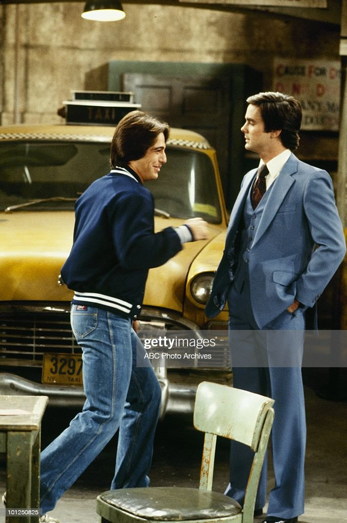 TAXI - 'Elaine's Strange Triangle' which aired on December 10, 1980. (Photo by ABC Photo Archives/ABC via Getty Images) TONY