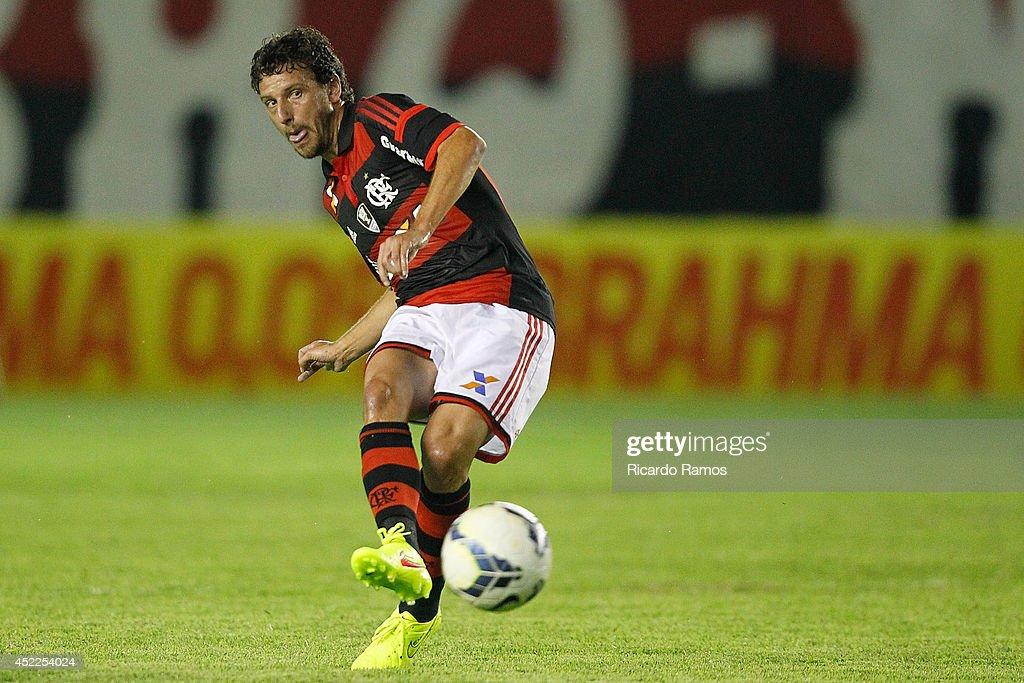 Flamengo v Atletico PR - Brasileirao Series A 2014