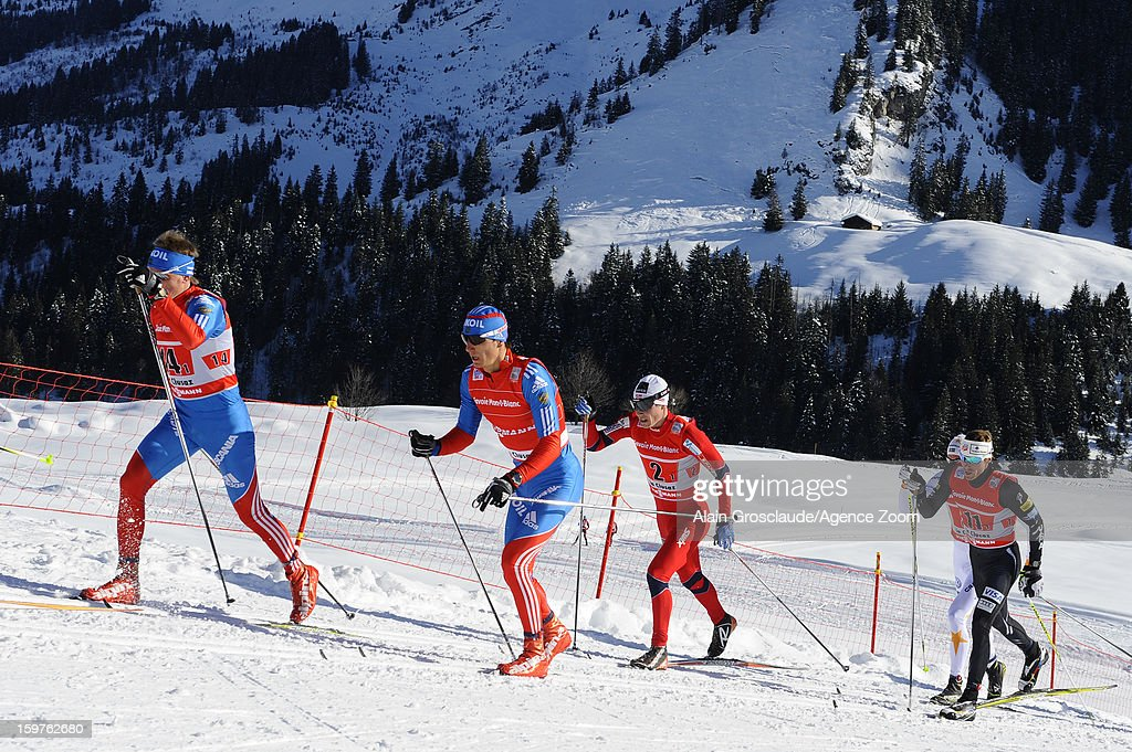 FIS World Cup - Cross Country - Men's Relay