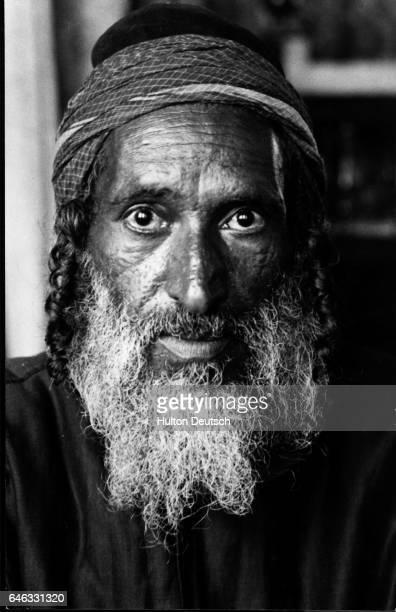 Elderly Jewish Yemenite Man